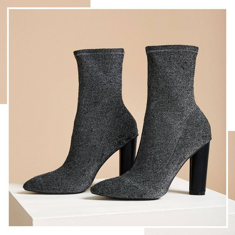 Winter Wardrobe Upgrades sock boot