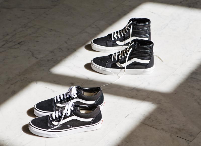 Monochromatic Sneakers