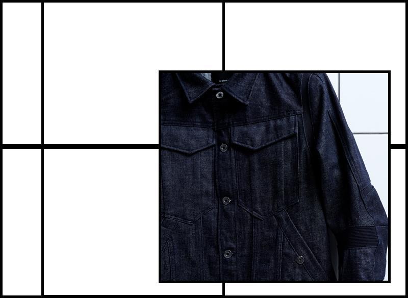 Motac DC 3D Slim jacket