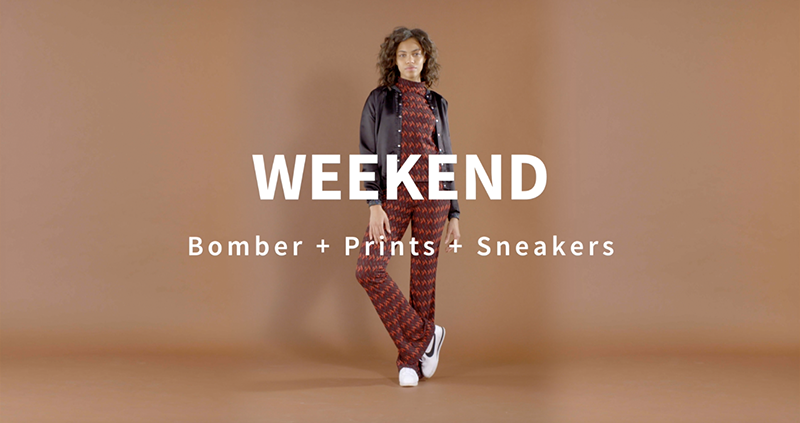 The Way We Wear: bombers