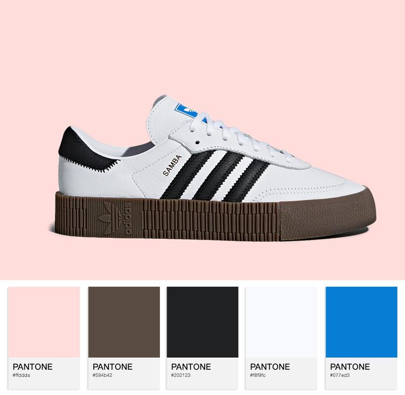adidas Sambarose – Ftwr White