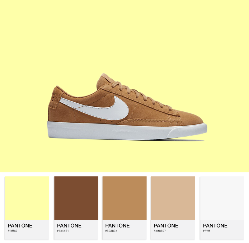 Men's Nike Blazer Low Shoe