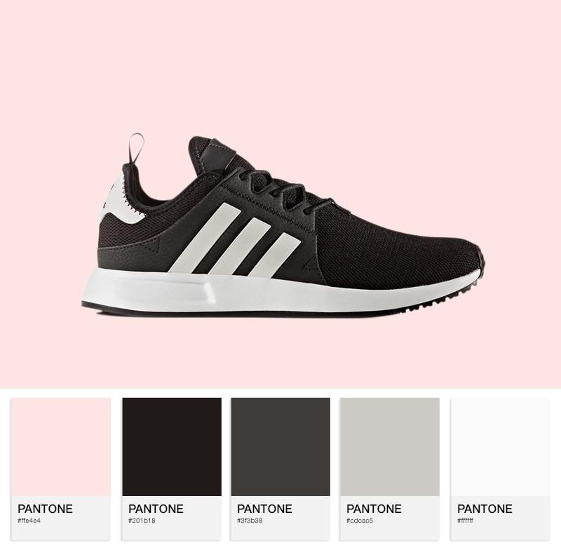adidas Originals X_PLR - BY8688 - Core Black / White