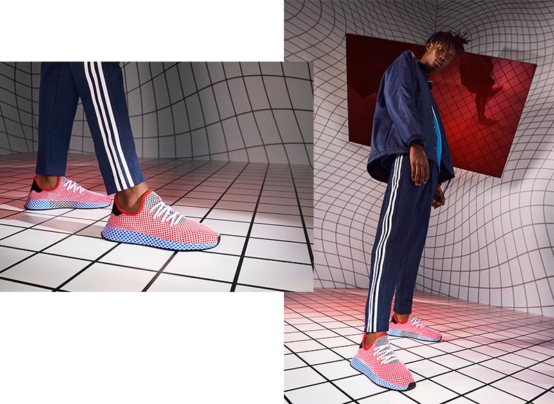 Deerupt is adidas' new archive inspired sneaker