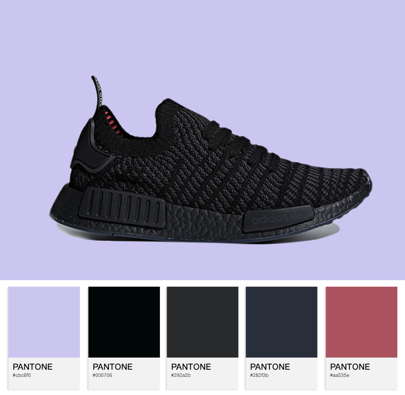 adidas Originals NMD_R1 STLT PK — Core Black