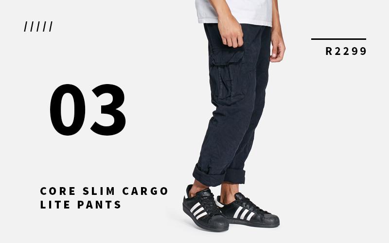 Core Slim Cargo Lite Pants