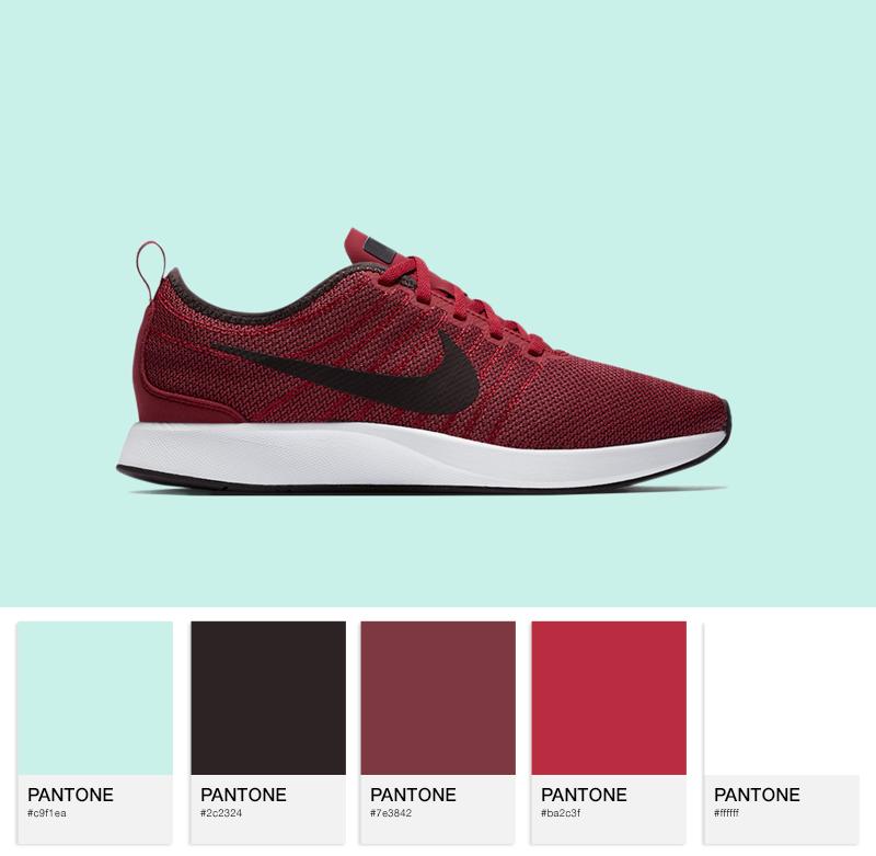 Nike Dualtone Racer - 918227-602 - Noble Red / Port Wine