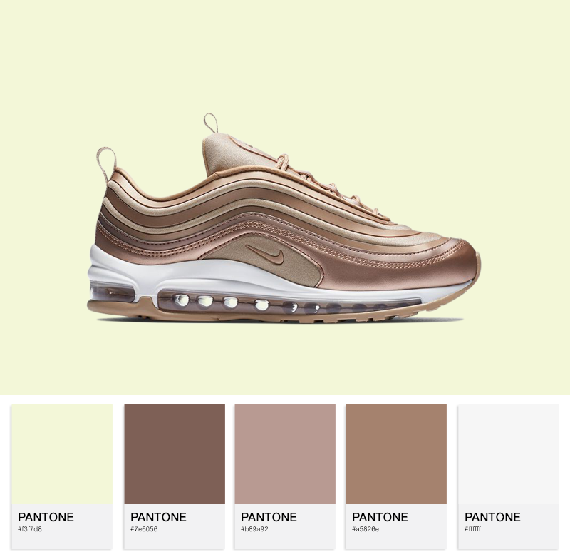 Nike W Air Max 97 UL '17 - 917704-902 - Mtllc Red / Bronze