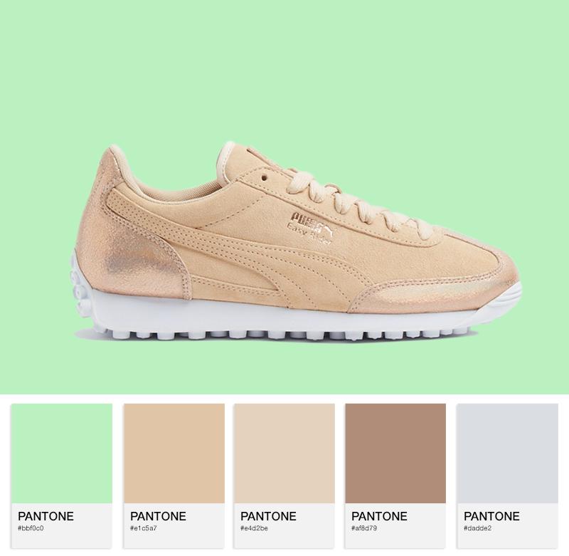 Puma Easy Rider — Cream Tan