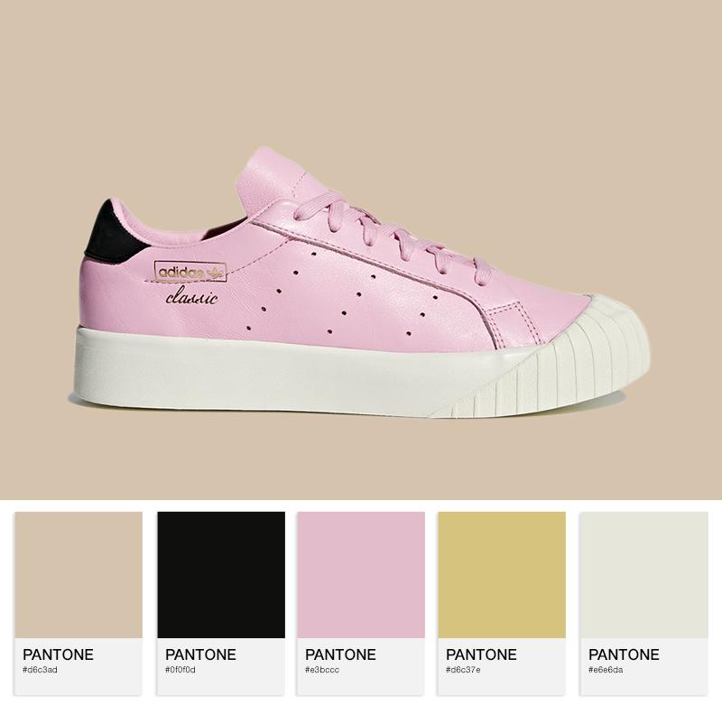 adidas Originals Everyn W — Wonder Pink / Core Black