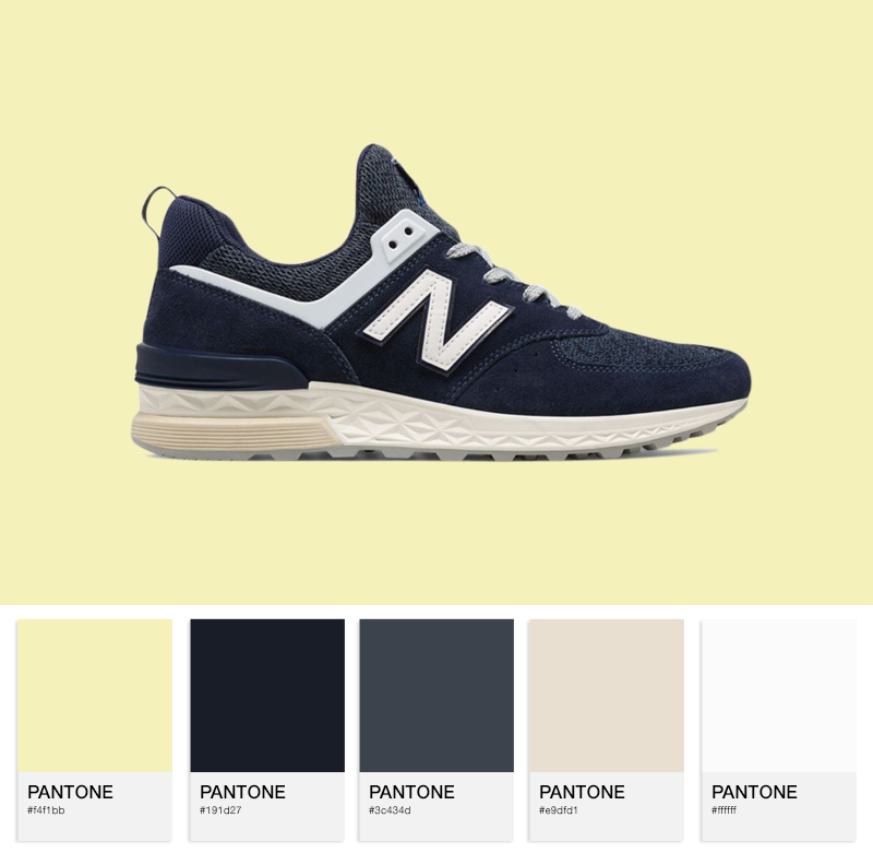 New Balance - MS574BB - navy