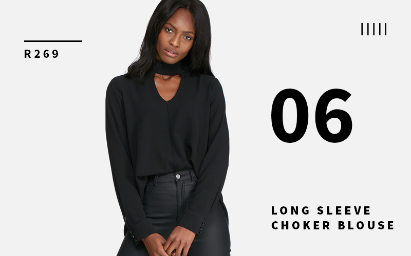 choker tops, bodysuits and dresses superbalist fashion blog
