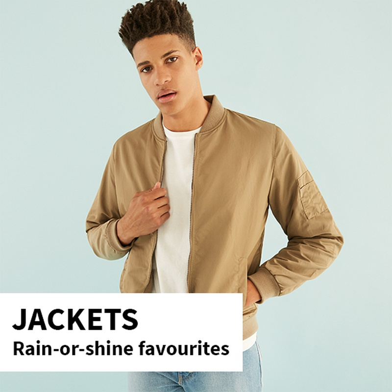 JACKETS & COATS SHOP