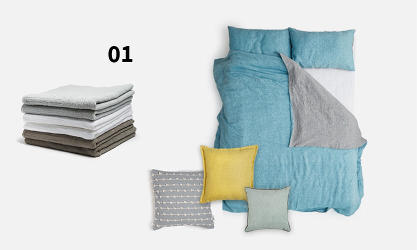 Nomadic spaces   soft furnishings