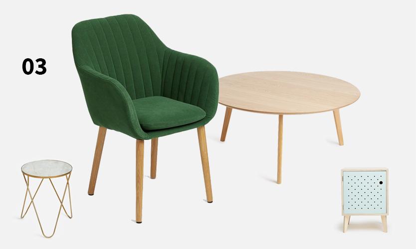Nomadic spaces   furniture