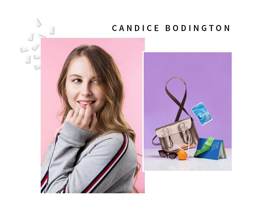Stay Fresh With Orbit candibod candice bodington