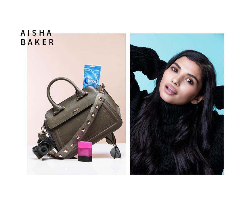 Stay Fresh With Orbit aisha baker