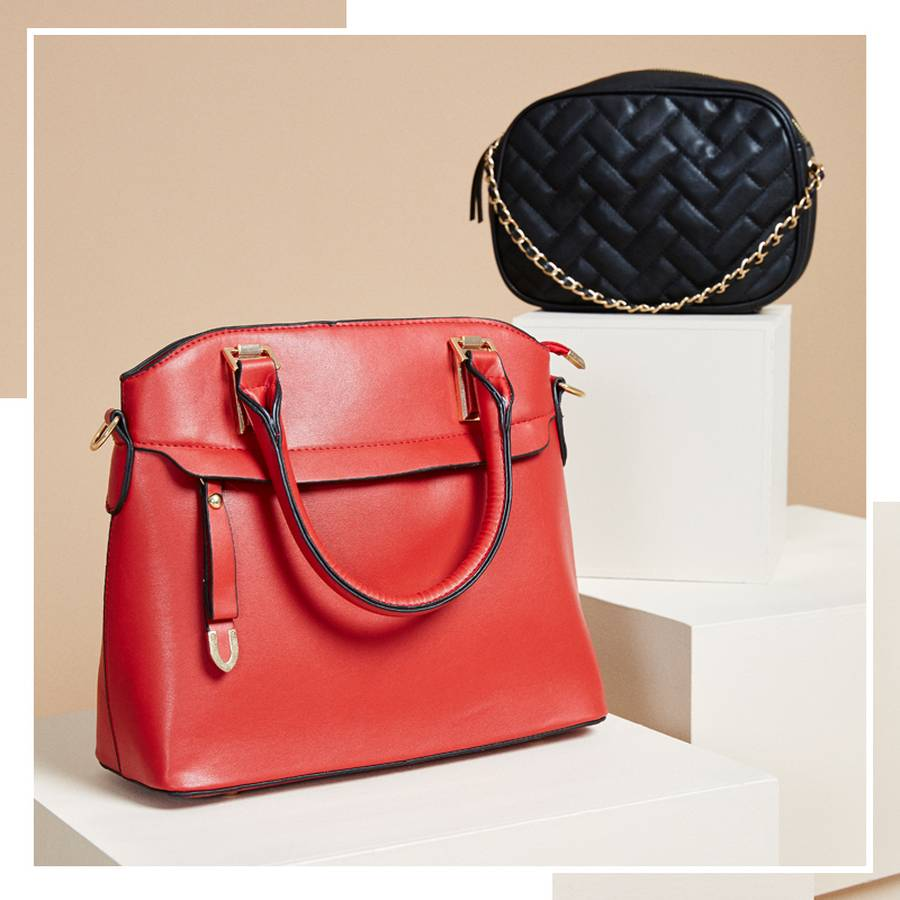 Winter Wardrobe Upgrades handbag