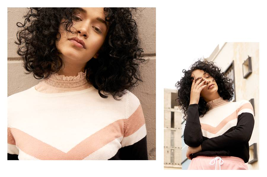 Get the Look: Statement Knit