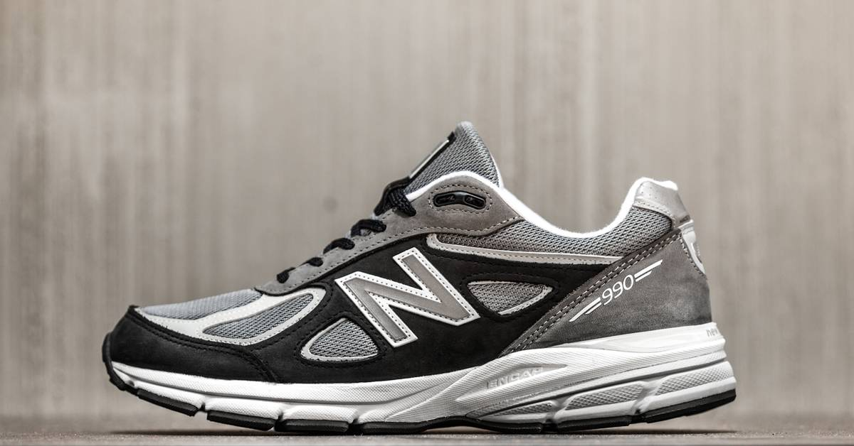 promo code 104dd 1d20f The Original Dad Shoe | New Balance 990 | Steve Jobs Style ...