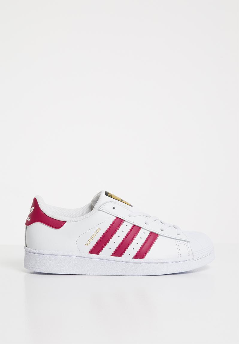 hot sale online ef41a c686d Kids Superstar C - white pink white adidas Originals Shoes   Superbalist.com