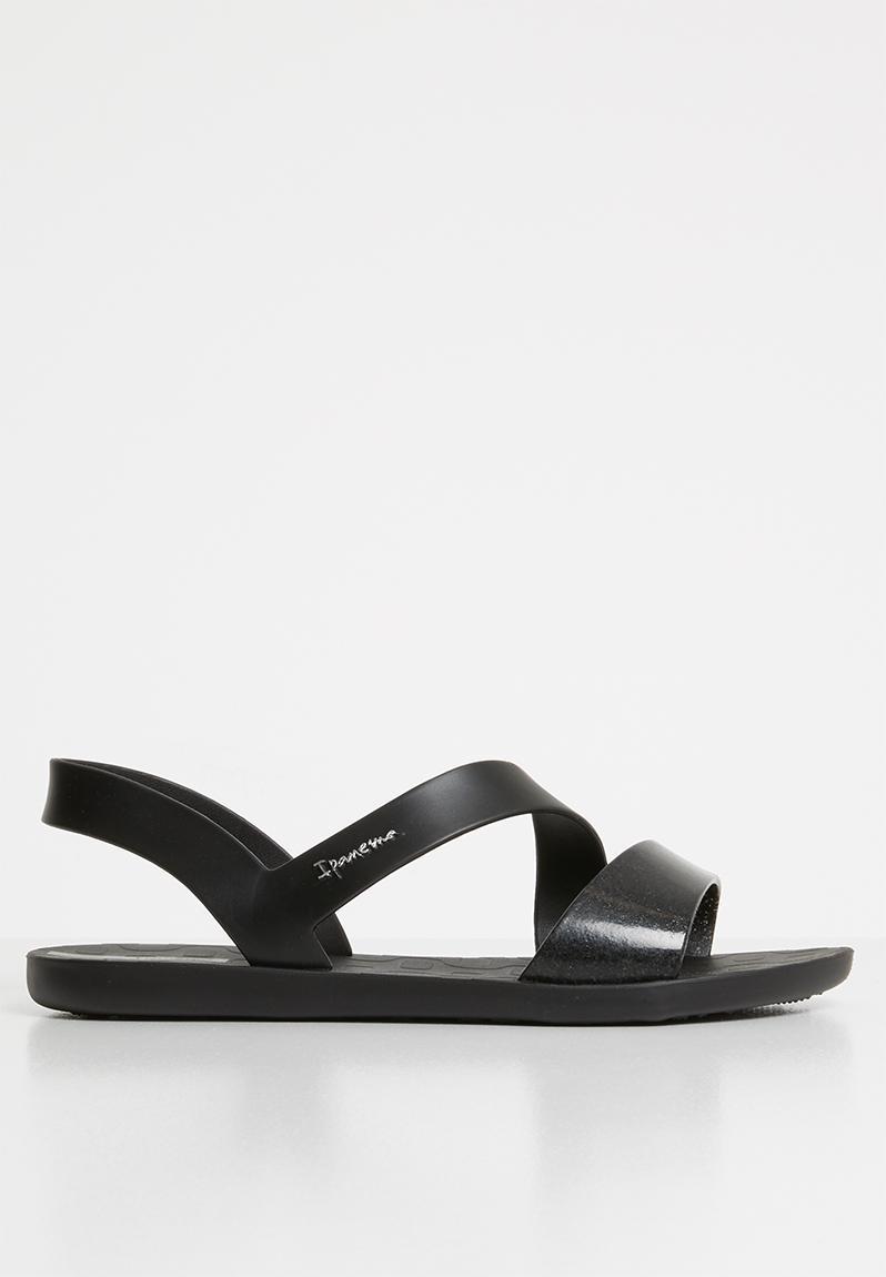 9312c1f1116c Vibe sandals - black Ipanema Sandals   Flip Flops