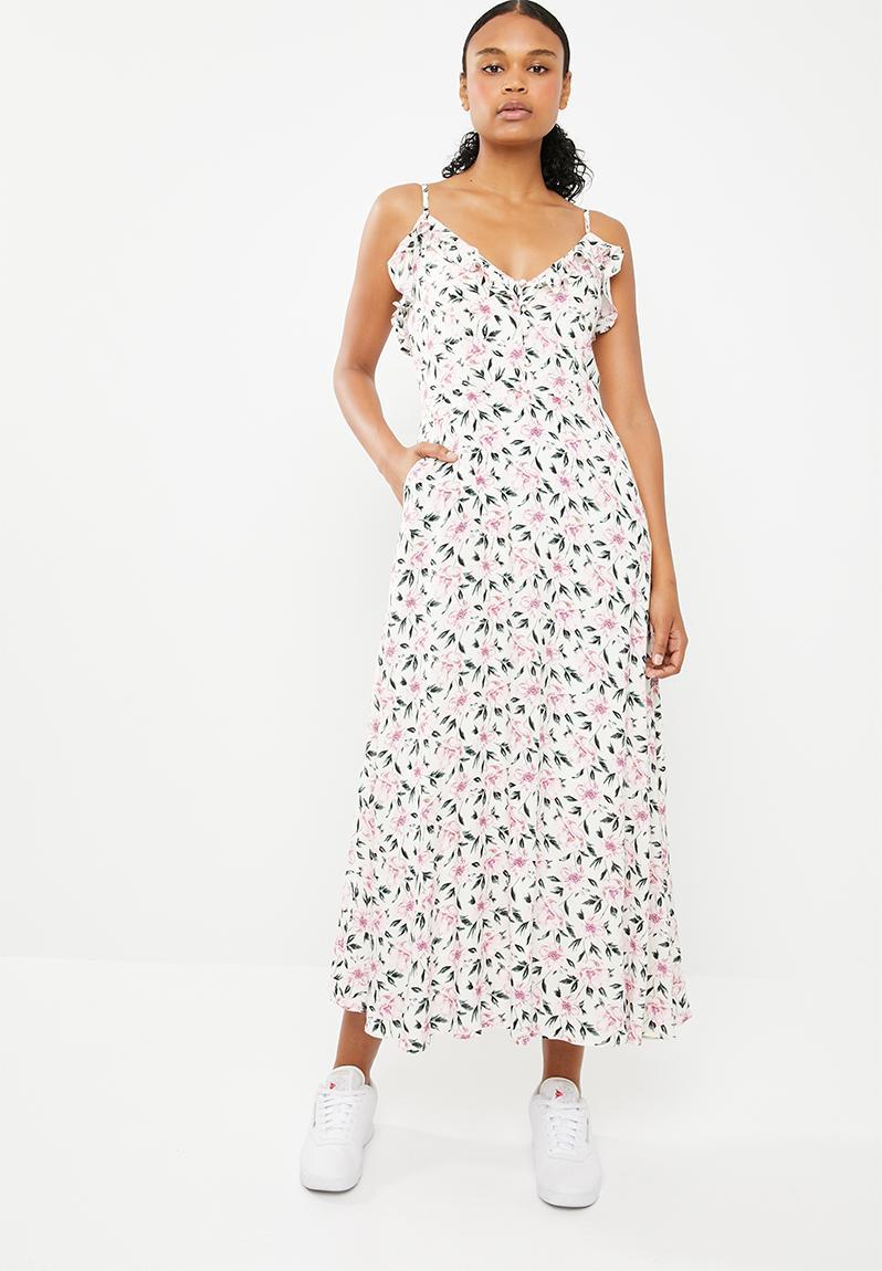 e99eaab210 White Dress With Pockets - Gomes Weine AG