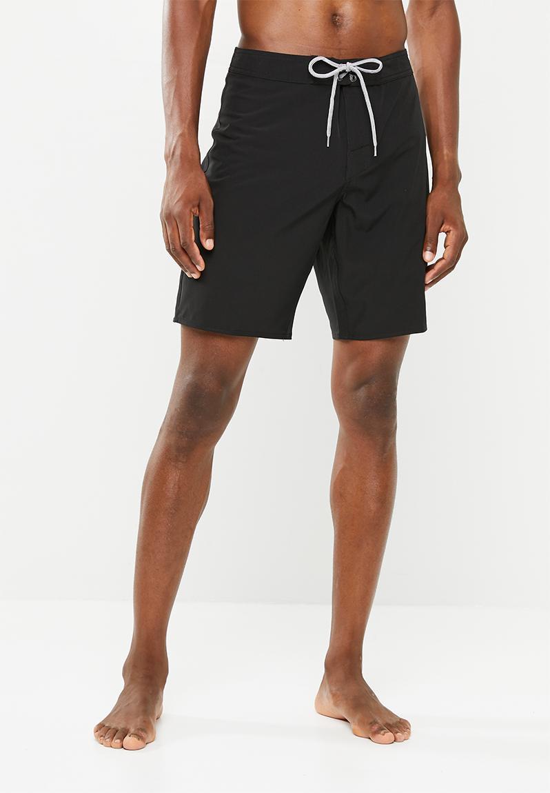 2a158b7d18 Eco slim swim shorts - black Lizzard Swimwear | Superbalist.com