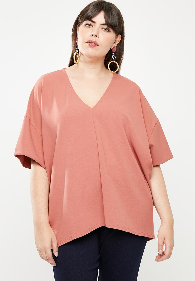 Structured blouse - black Superbalist Blouses