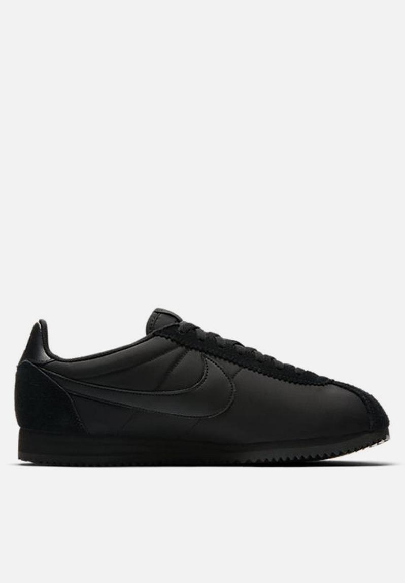 2c7915259e2f Nike Classic Cortez Nylon-807472-007-black black-anthracite Nike Sneakers