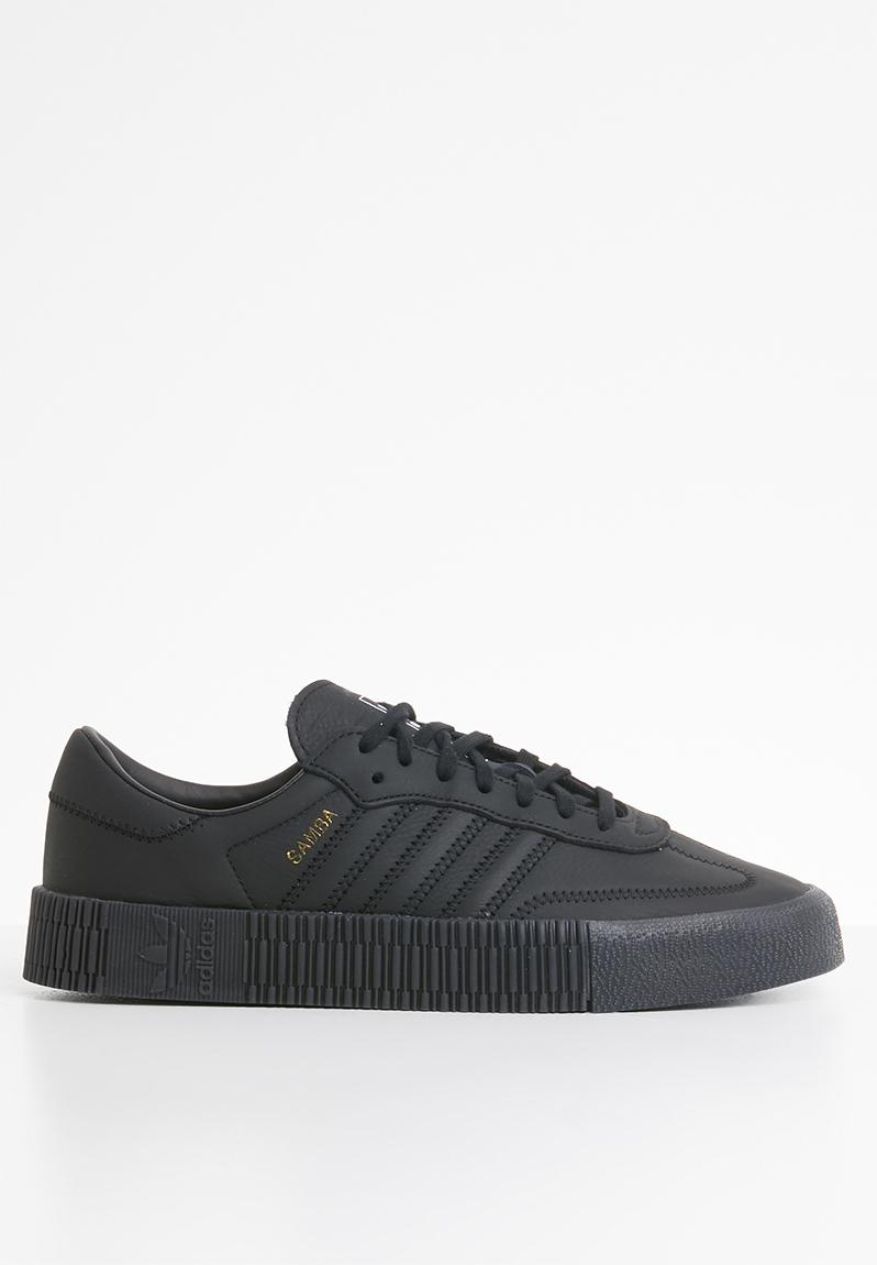410501b3705c SAMBAROSE W - core black core black core black adidas Originals Sneakers