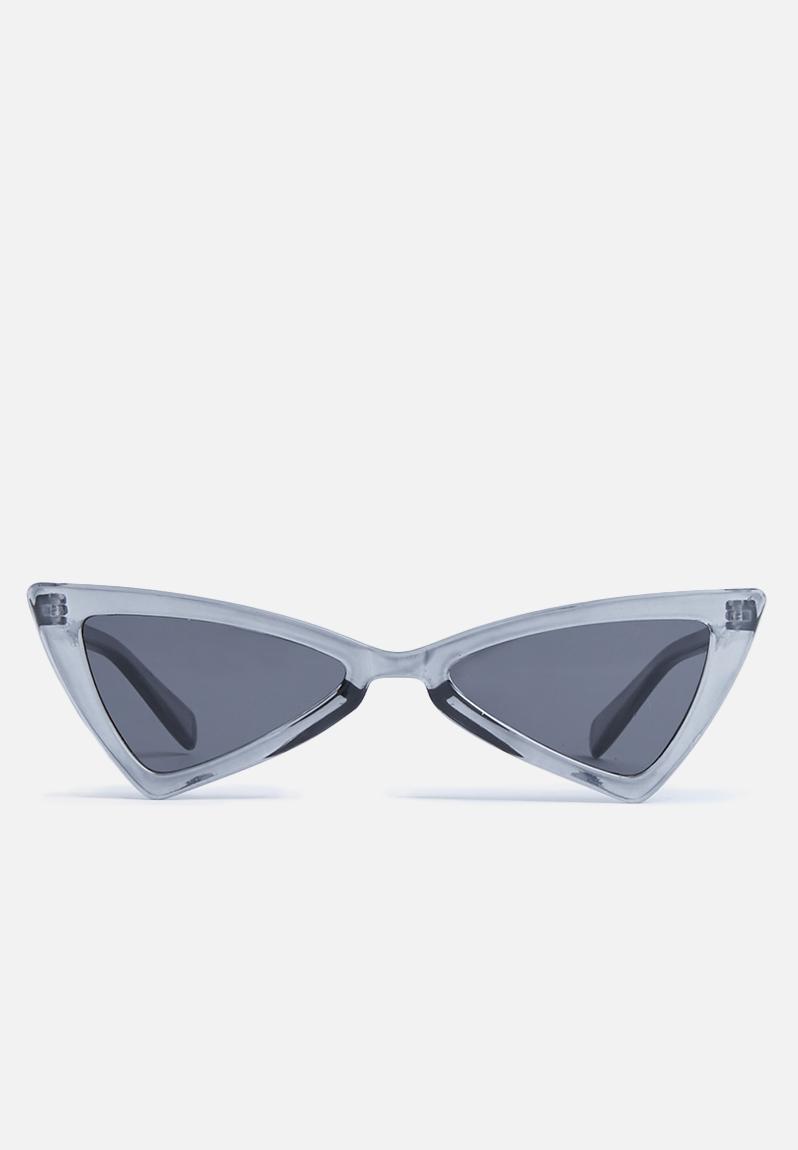 3fdbf03c63f6 Winged cat eye sunglasses - grey Superbalist Eyewear | Superbalist.com