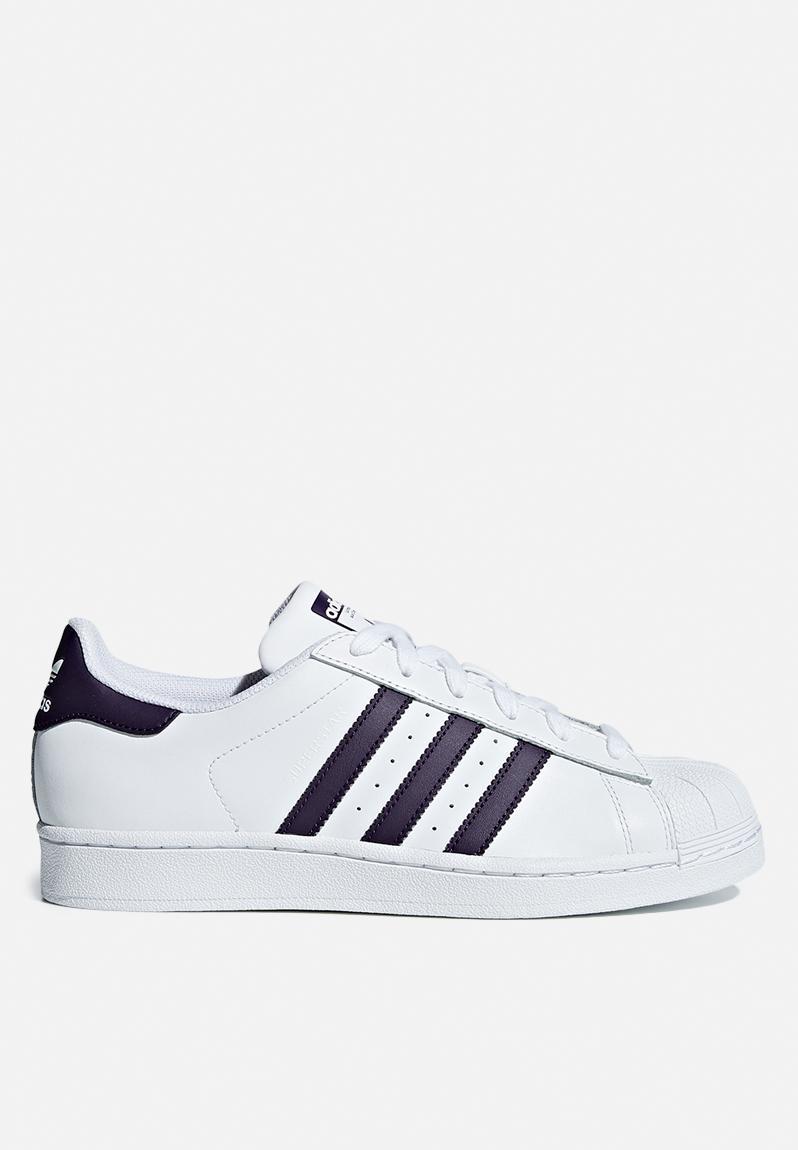 273a78f9b8d8e Superstar W - DB3346 - white legend purple black adidas Originals Sneakers