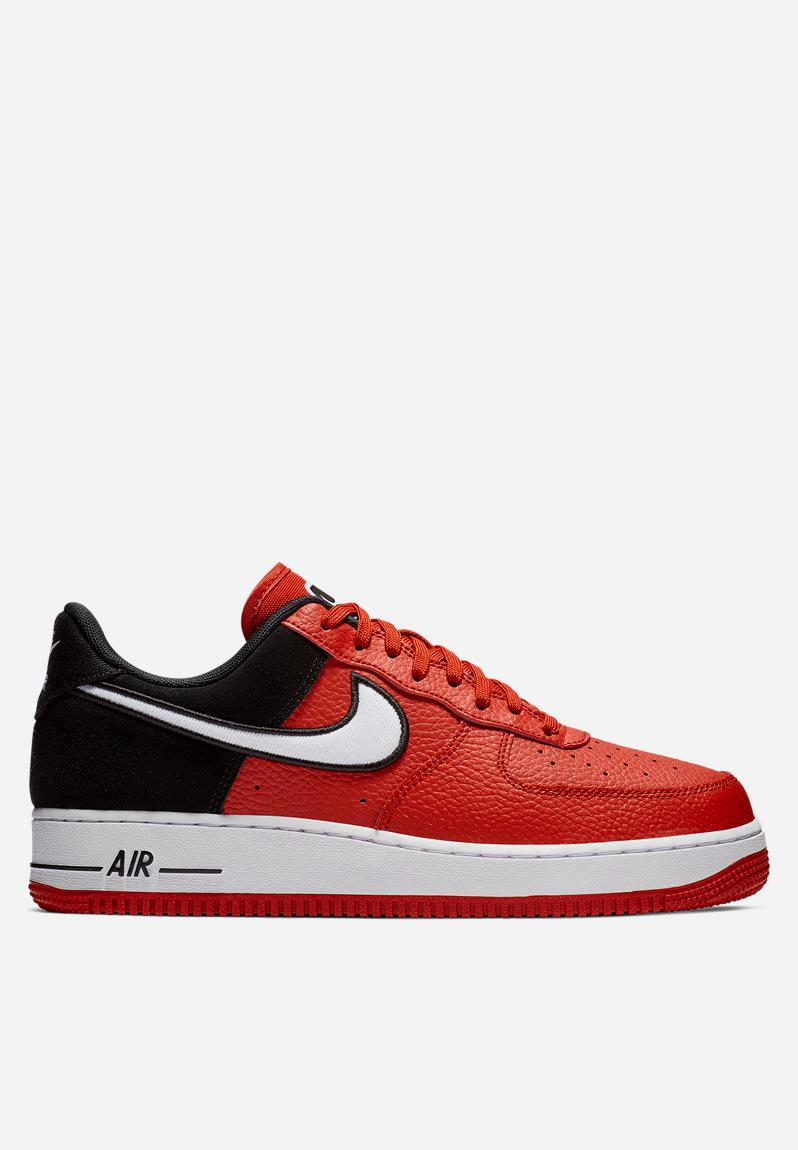 uk availability b957b 11912 Nike Air Force 1  07 LV8 1 - AO2439-600 - mystic red white-black Nike  Sneakers   Superbalist.com