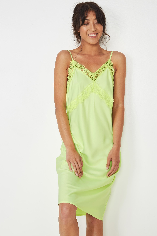 Womens Premium Satin Short Pajama Sleepwear Set - Noble Mount