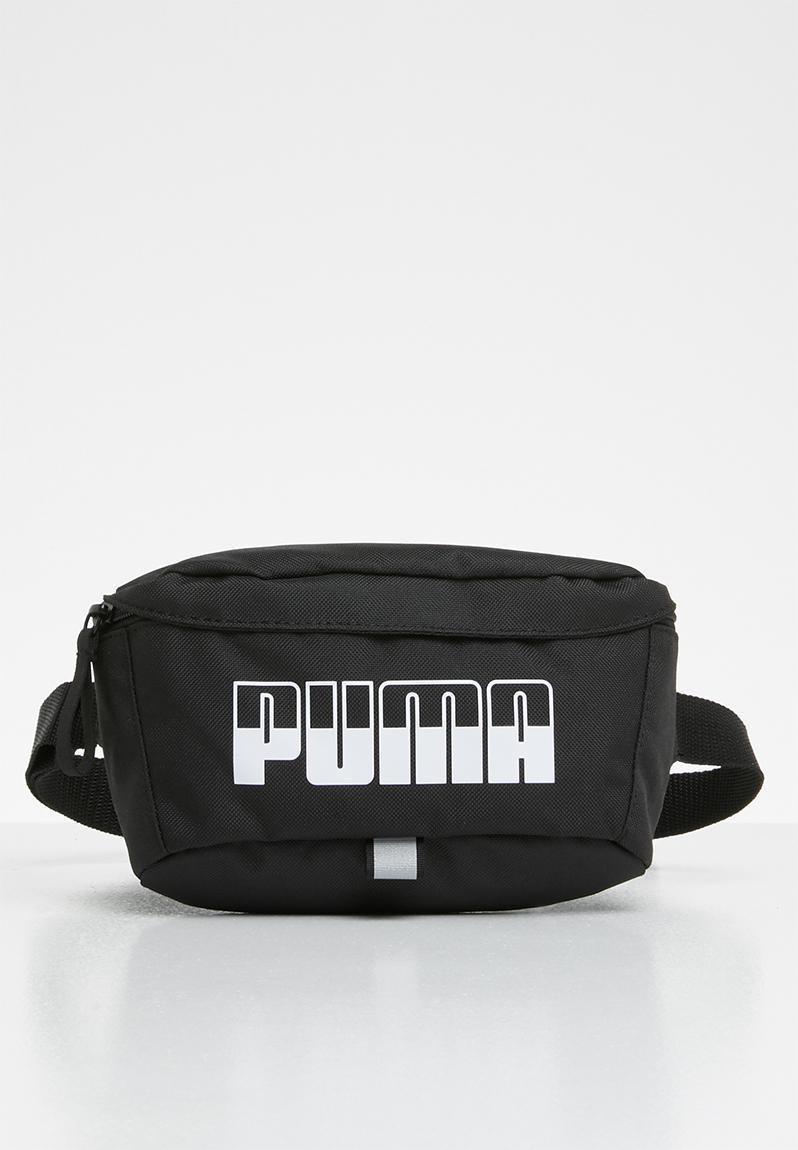 877abe9b95605e Plus waist bag II - black PUMA Bags   Wallets