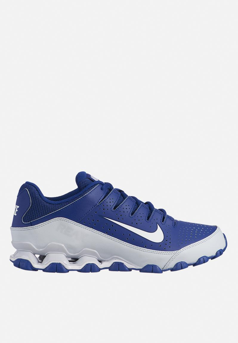2b457c6dd Nike Reax 8 TR Trainer - blue Nike Sneakers