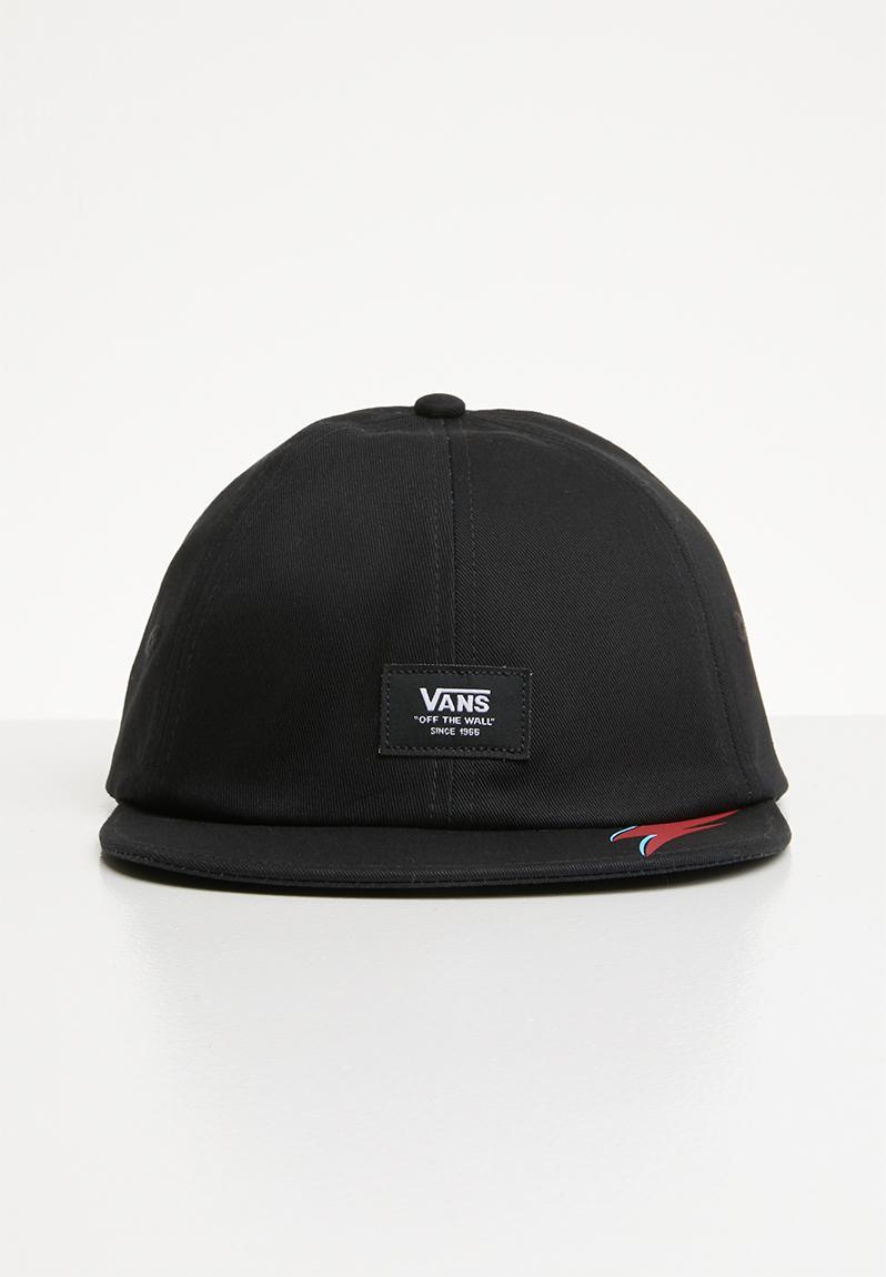 3397239adf7 Db (aladdin sane) cap - blk hats headwear black Vans Headwear ...