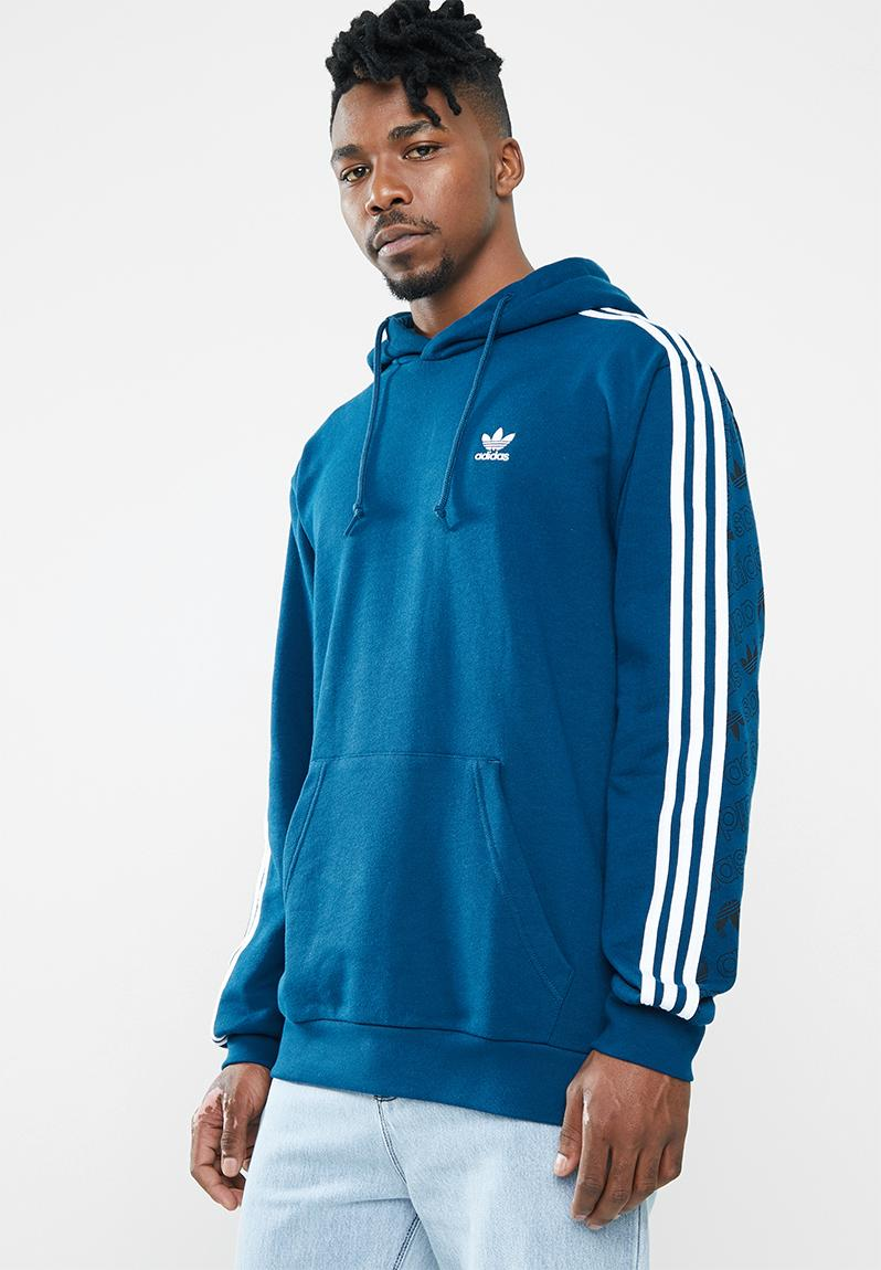 d83984a9 Adidas monogram hoodie - legend marine/white adidas Originals Hoodies,  Sweats & Jackets | Superbalist.com