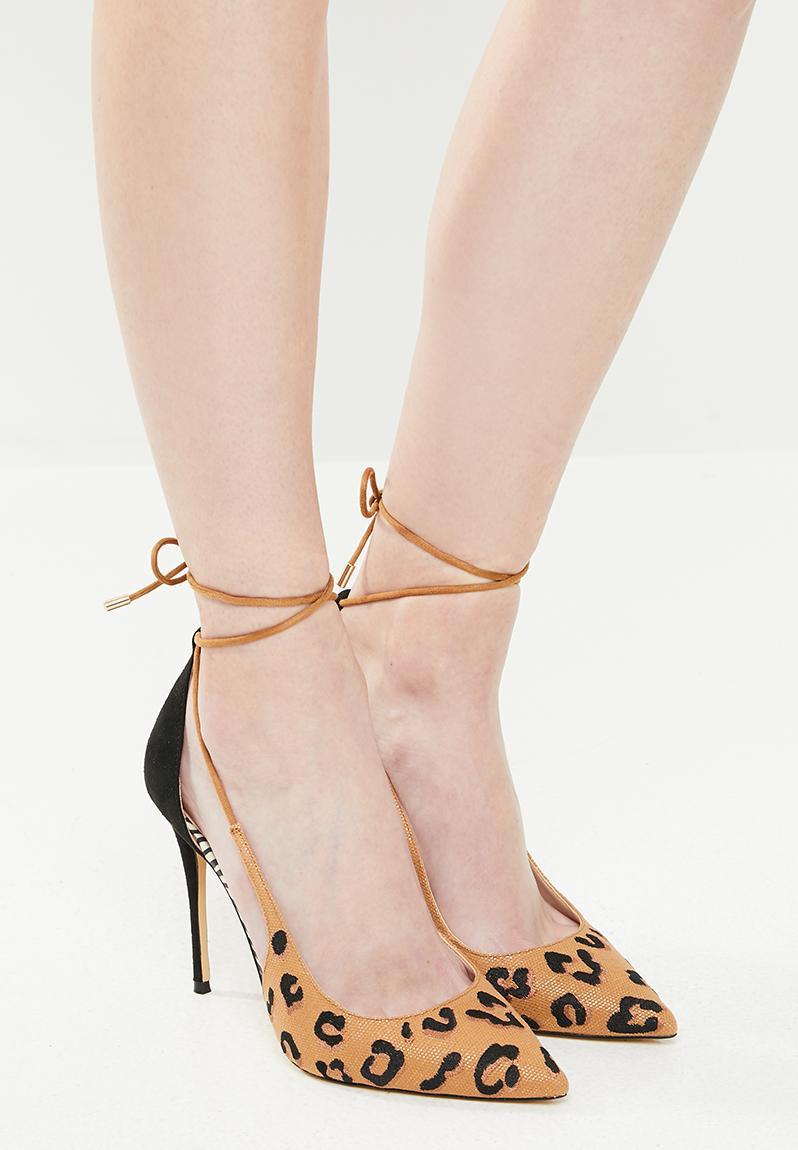 Core block heel - Nude dailyfriday Heels | Superbalist.com