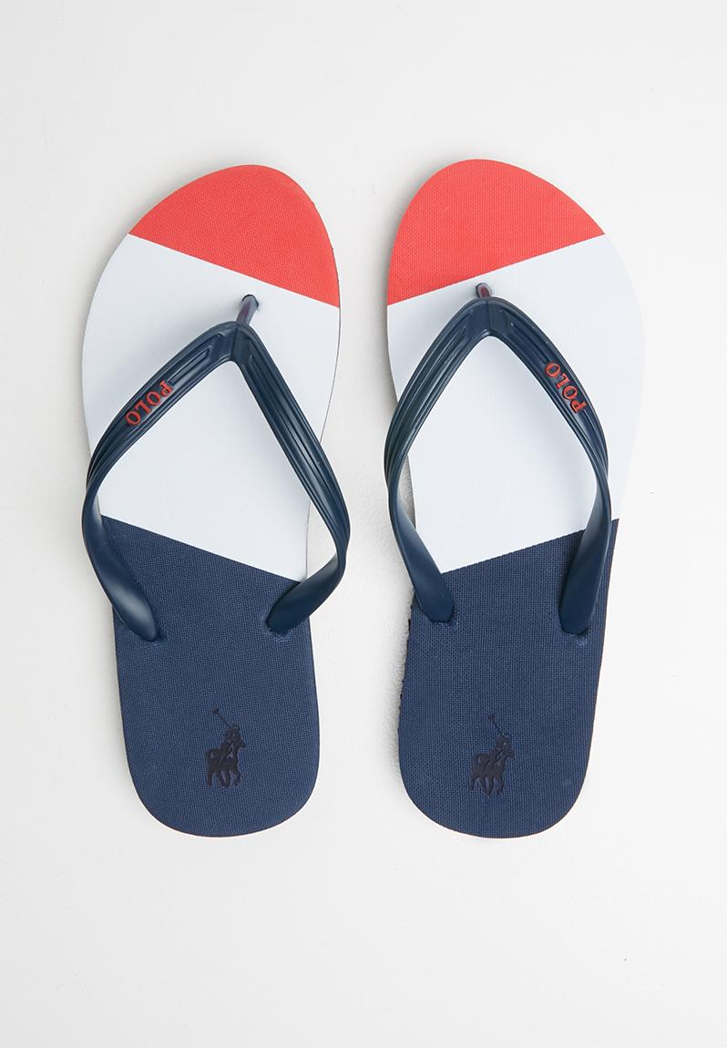 Caleb flip-flop - navy POLO Sandals
