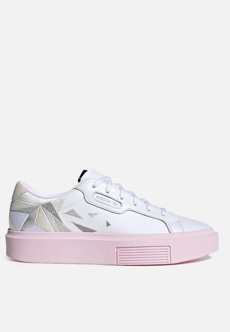 Sleek Super - EH1389 - ftwr white/grey