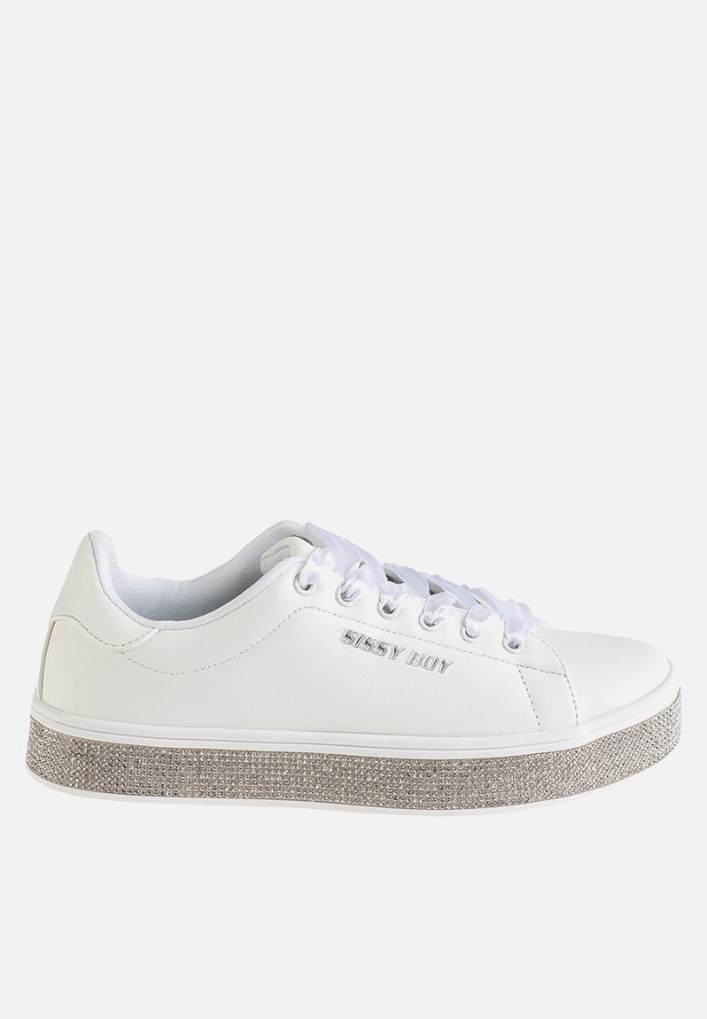 Duchess sneaker - white Sissy Boy Pumps