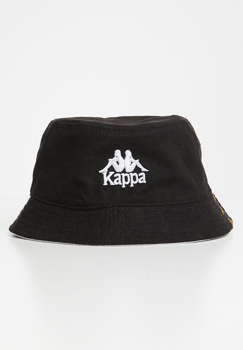 emisfero Persuasione Favore  Sporty bucket hat - black KAPPA Accessories | Superbalist.com
