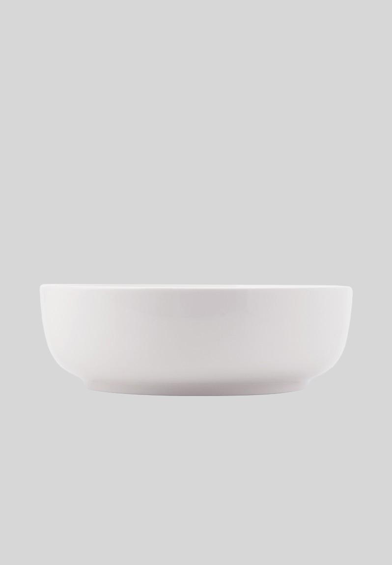 Contemporary Serve Bowl White Maxwell Williams Dining Serveware Superbalist Com