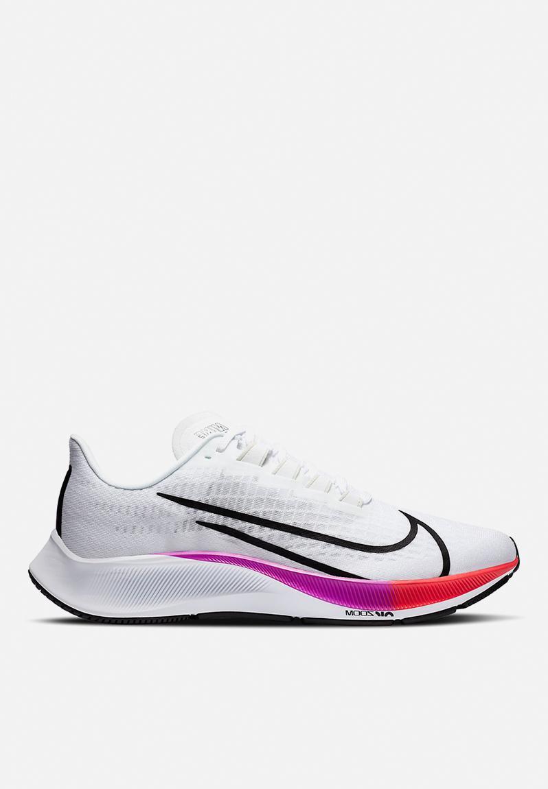 Compasión Ocho idioma  Nike air zoom pegasus 37 - bq9646-103 - white/flash crimson-hyper violet  Nike Trainers   Superbalist.com