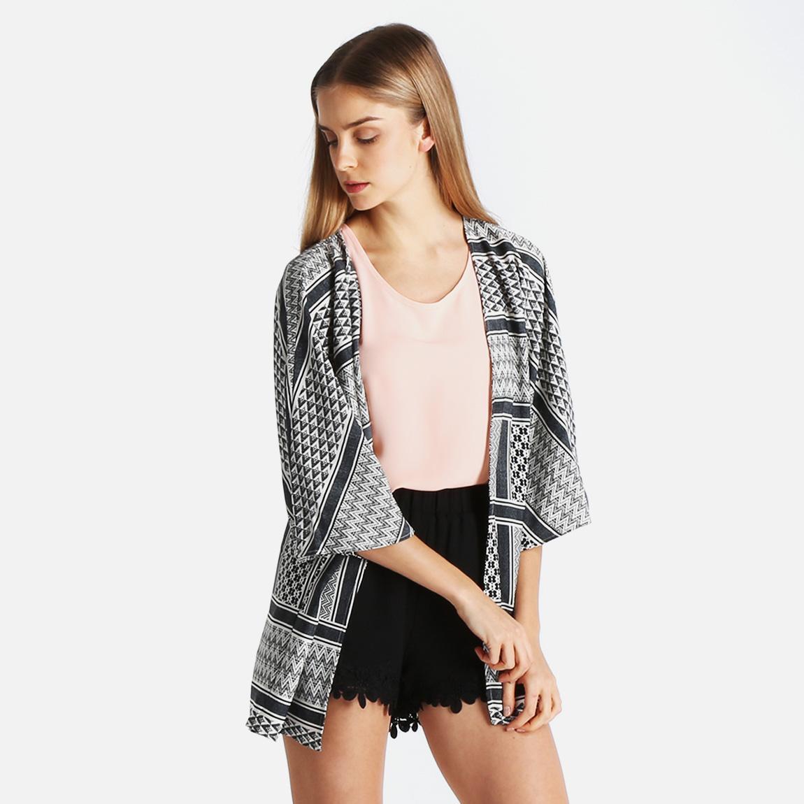 Cool Kimono - Black Vero Moda Jackets | Superbalist.com