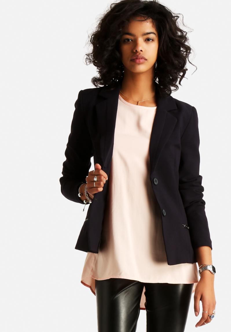 Tin Blazer Jacket