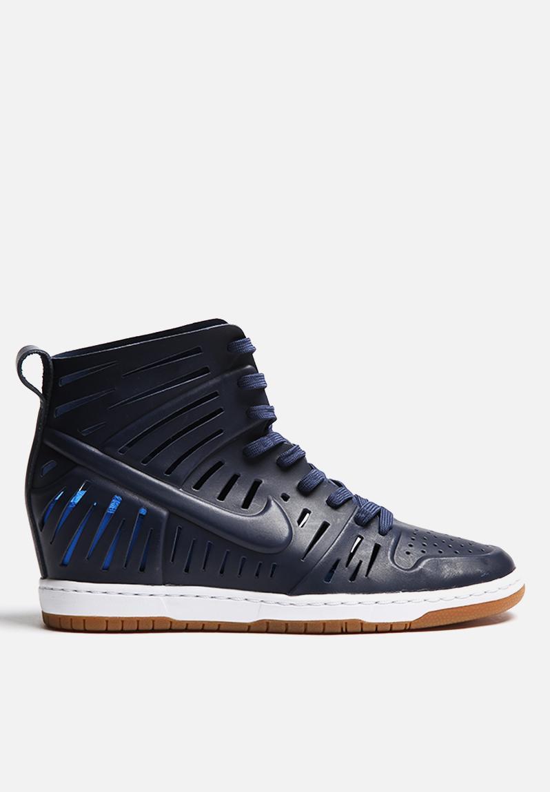 b4861ad8 Dunk Sky Hi 2.0 Joli - 725062-400 - Midnight Navy Nike Sneakers    Superbalist.com