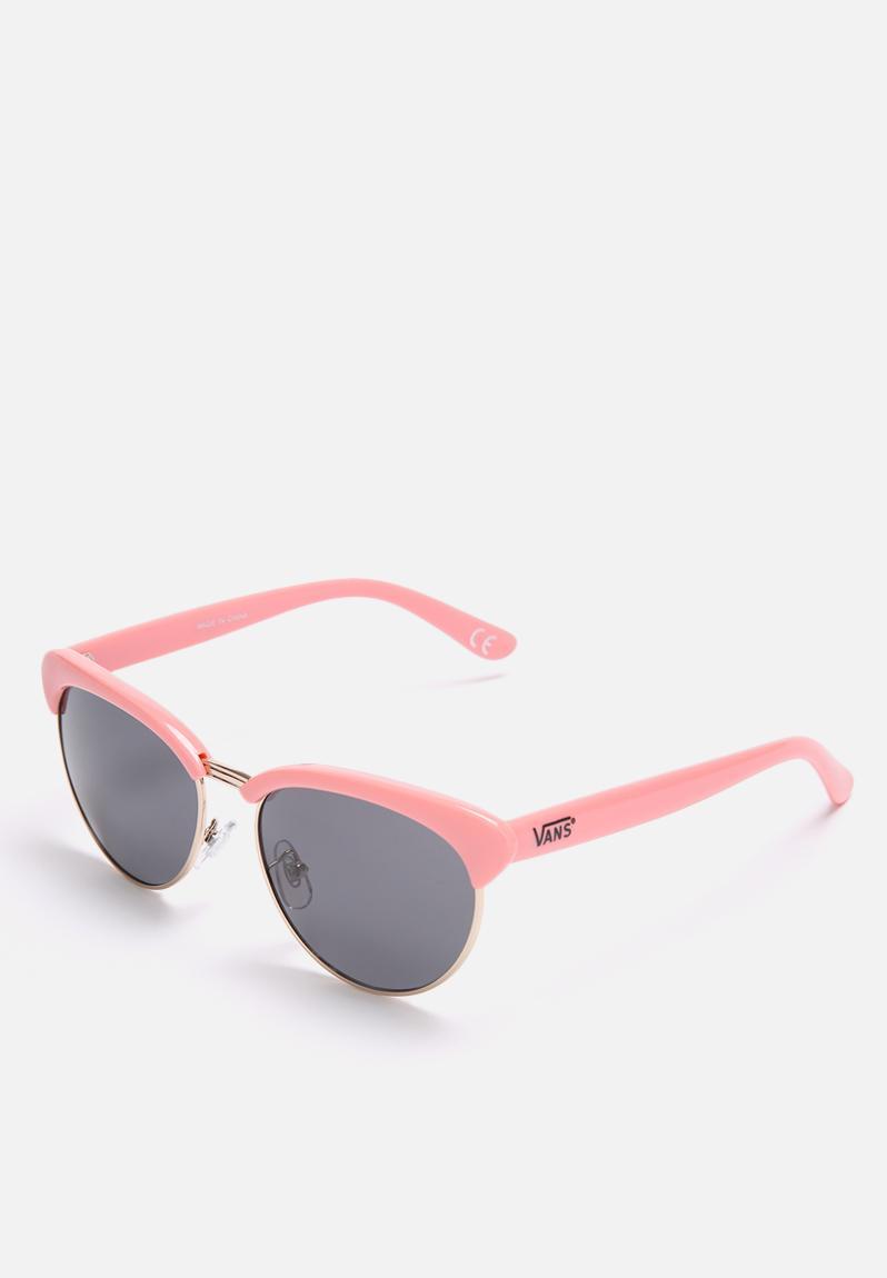 dfa6d4bd391b2 SEMIRIMLESS CAT - PINK Vans Eyewear